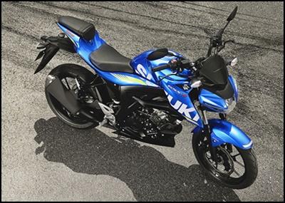 GSX-S125の日本国内販売決定!発売日や価格GSX-R125はどうなる?