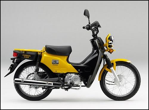 クロスカブの新型は2018年発売で125ccに?国産の噂は本当?【スクープ】