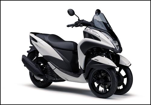 トリシティ125の新型2018モデルの発売日は?マイナーチェンジでの変更点や価格は?