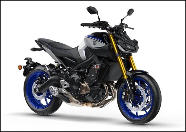 新型MT-09SPの日本価格は?発売日やスペック、無印との違い!